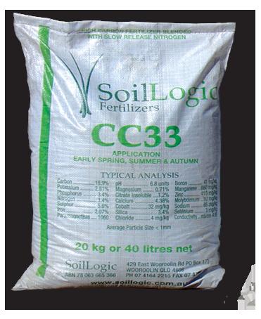 CC33 Soil